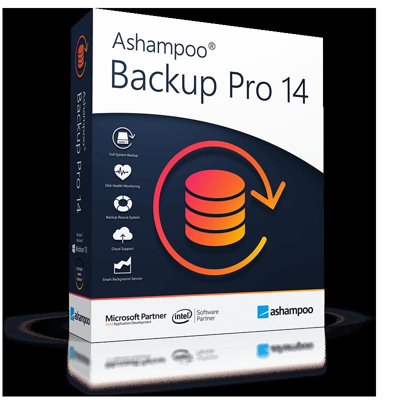 Ashampoo Backup Pro Crack1