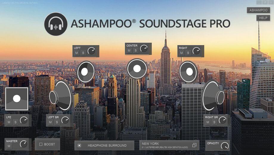 Ashampoo Soundstage Pro Crack3