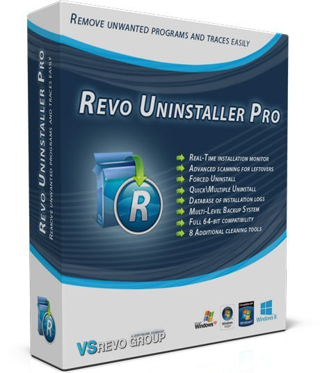 Revo Uninstaller Pro Crack2