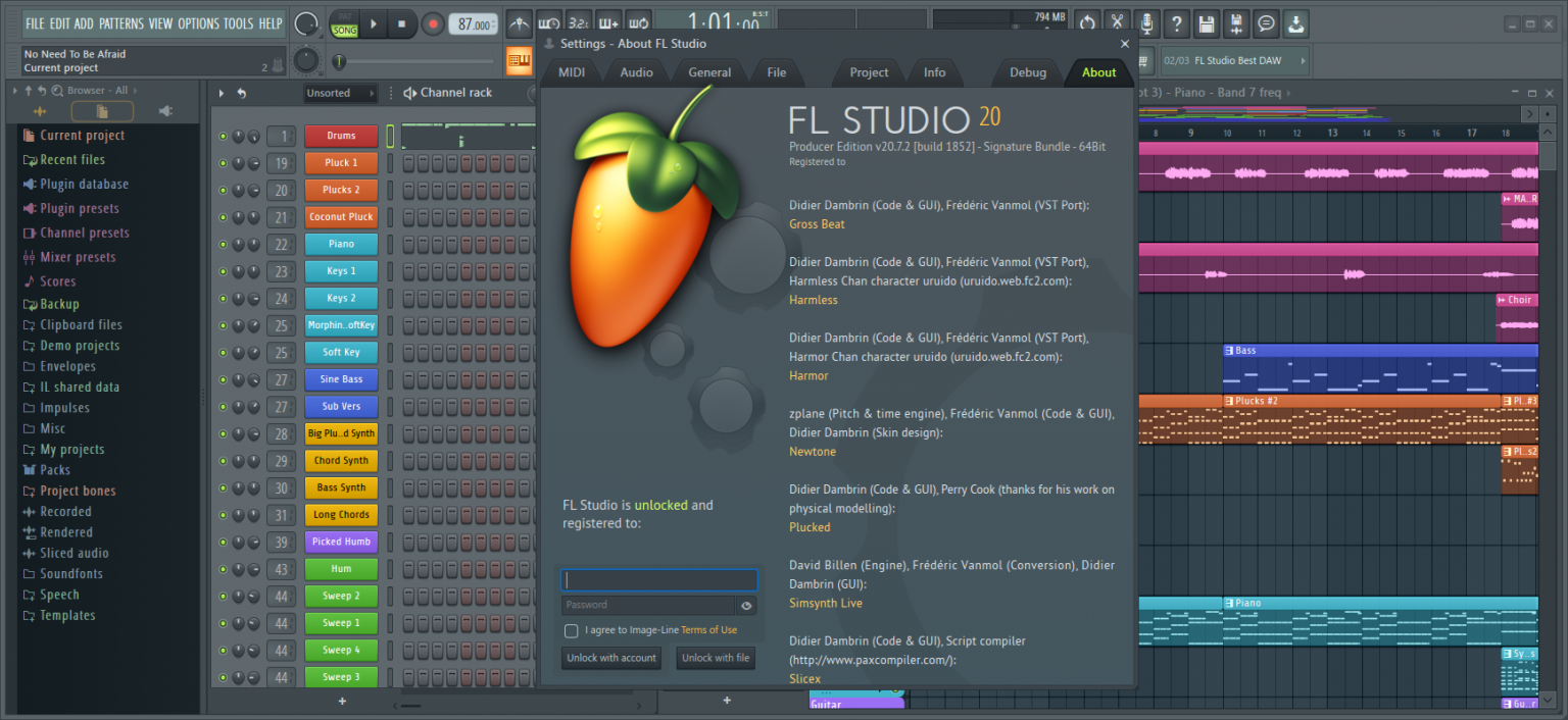 FL Studio Crack2