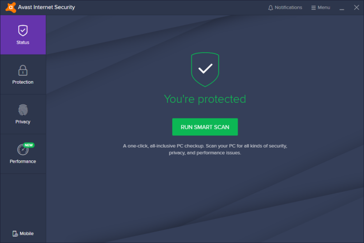 Avast Internet Security Crack1